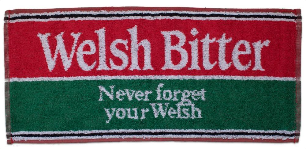 Bar Towel Wales